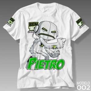 Camiseta Ben 10 Omnitrix 002