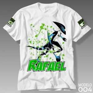 Camiseta Ben 10 Omnitrix 004
