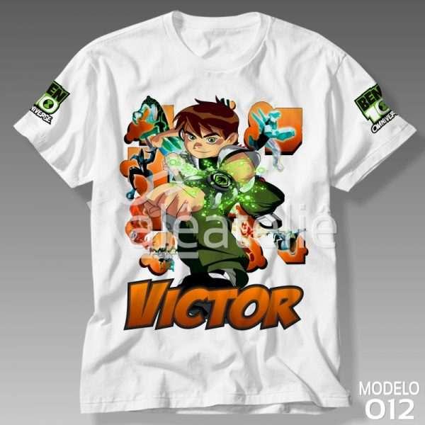 Camiseta Ben 10
