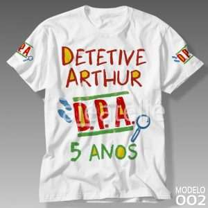 Camiseta DPA