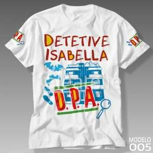 Camiseta Detetives do Prédio Azul 005