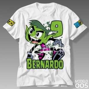 Camiseta Jovens Titans 005