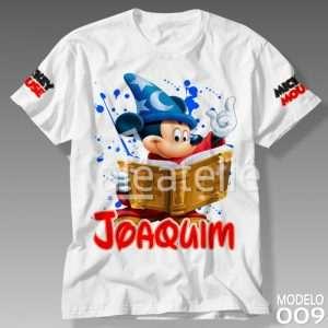 Camiseta Mickey Mágico