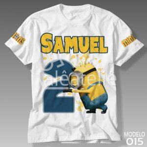 Camiseta Festa Minions
