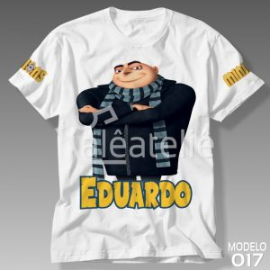 Camiseta Minions 017