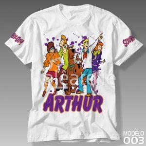 Camiseta Scooby Doo