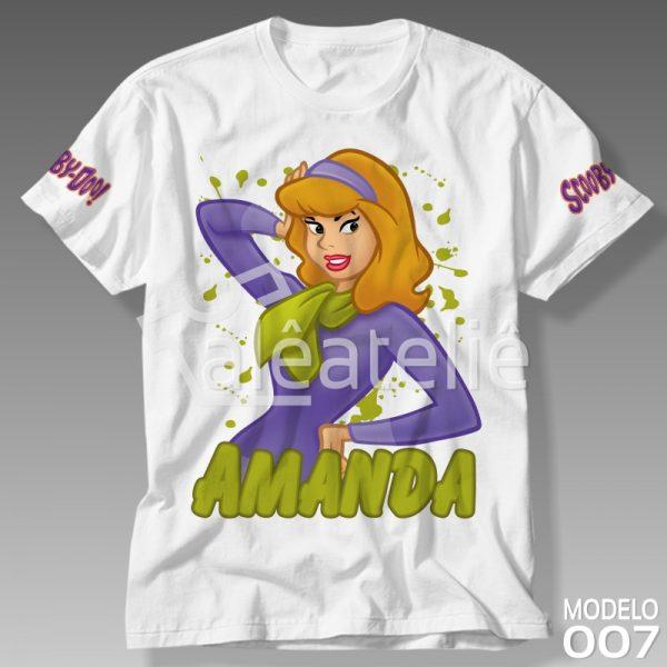 Camiseta Scooby Doo Daphne