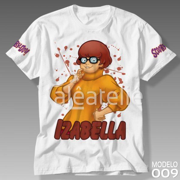 Camiseta Scooby Doo Velma