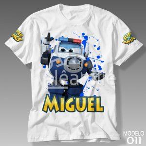 Camiseta Super Wings 011