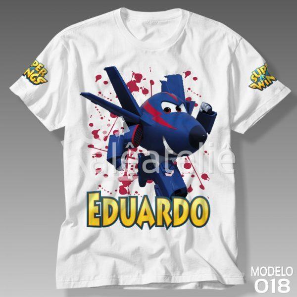 Camiseta Super Wings Chase