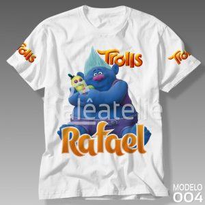Camiseta Trolls 004