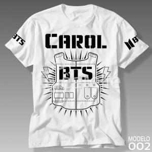 Camiseta Bts Kpop 002