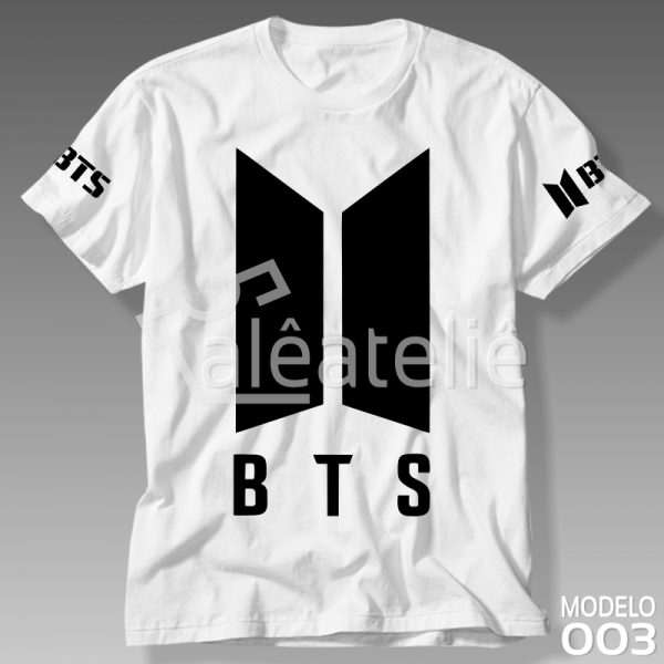 Camiseta Bts Army