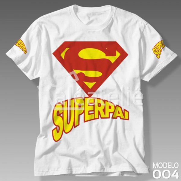 Camiseta Superpai