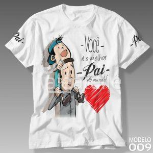 Camiseta Dia dos Pais 009