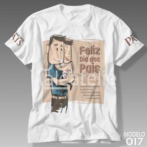 Camiseta Dia dos Pais 017