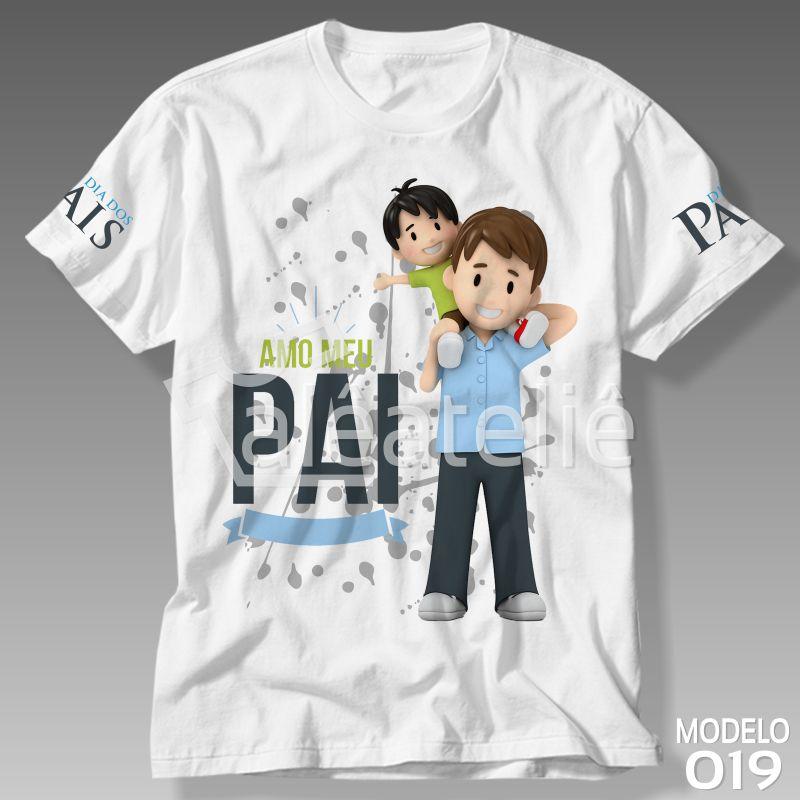 Camiseta Dia Dos Pais Cerveja Personalizada Alê Art Designer
