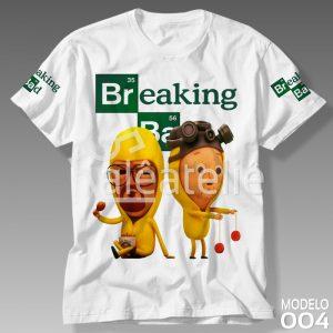 Camiseta Personalizada Breaking Bad