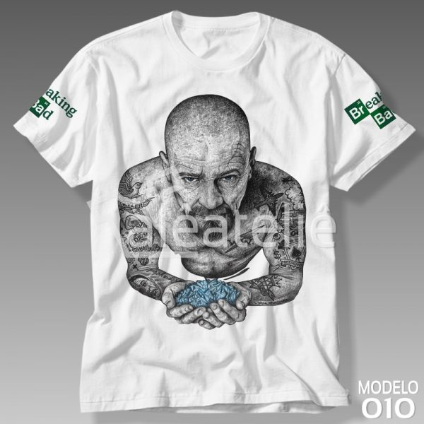 Camiseta Breaking Bad Swag