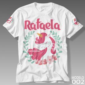 Camiseta Unicórnio 002