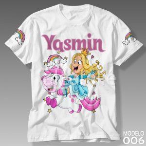 Camiseta Unicórnio 006
