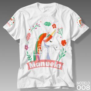 Camiseta Unicórnio 008