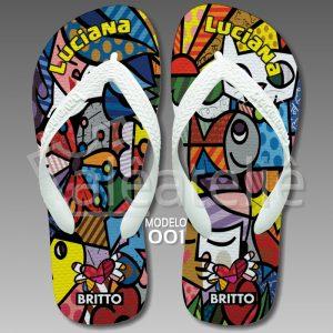 Chinelo Romero Britto 001