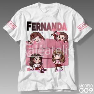 Camiseta Black Pink 009