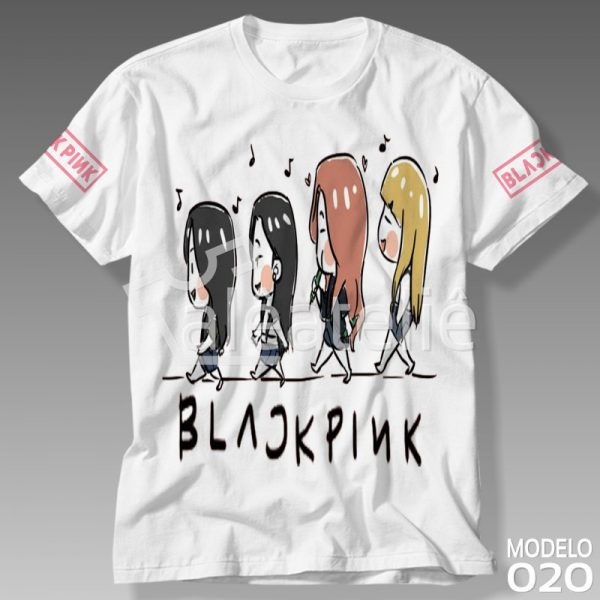 Camiseta Blackpink