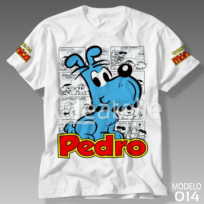 Camiseta Bidu Personalizada