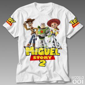 Camiseta Toy Story 001