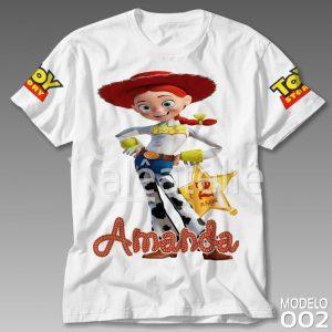 Camiseta Toy Story Jessie
