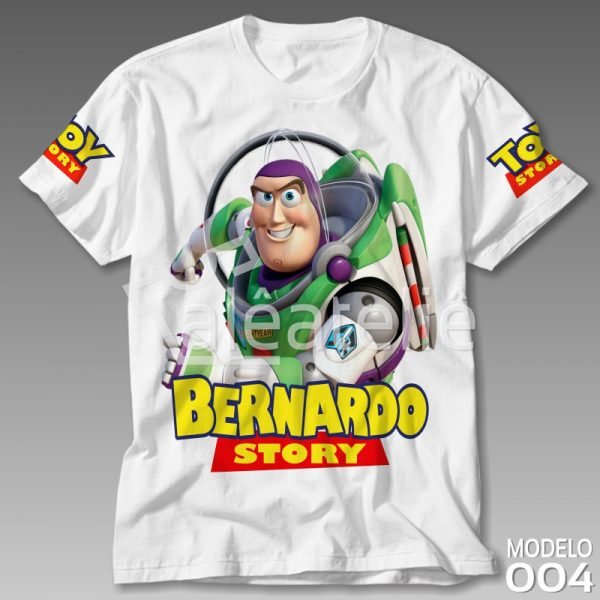 Camiseta Toy Story Buzz