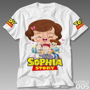 Camiseta Toy Story 005