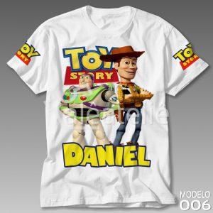 Camiseta Toy Story 006