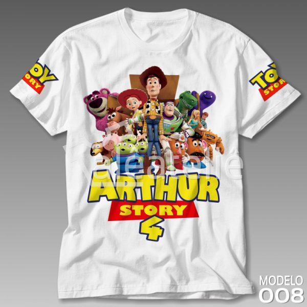 Camiseta Toy Story Aniversário
