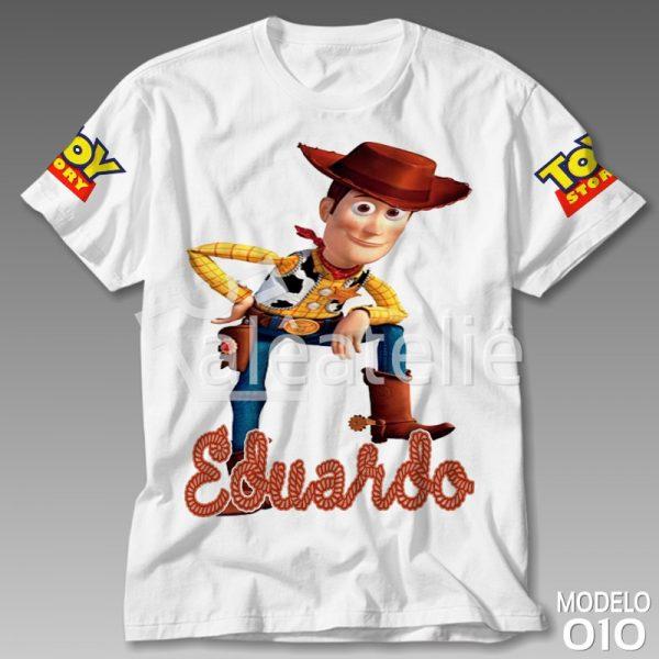 Camiseta Toy Story Woody