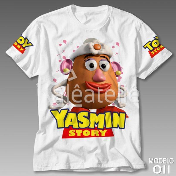 Camiseta Toy Story Batata