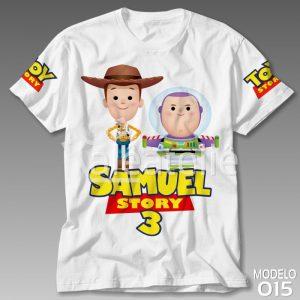 Camiseta Toy Story Festa