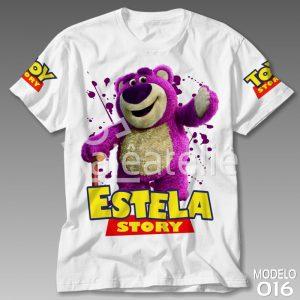Camiseta Toy Story Lotso