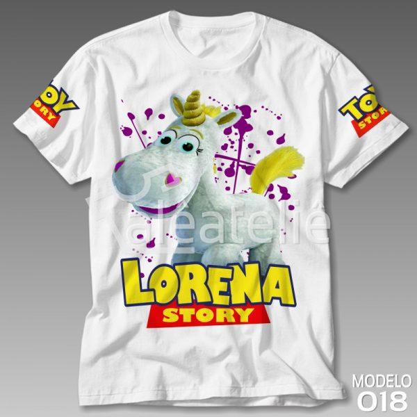 Camiseta Toy Story Unicórnio