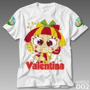 Camiseta Sitio do Picapau Amarelo 002