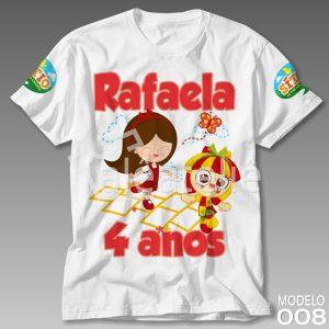 Camiseta Sitio do Picapau Amarelo 008