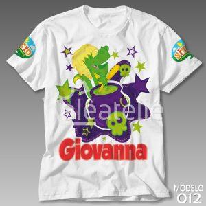 Camiseta Sitio do Picapau Amarelo 012