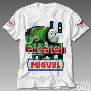 Camiseta Personalizada Thomas