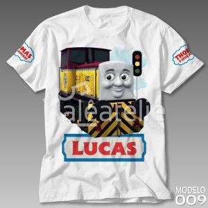 Camiseta Thomas Dart