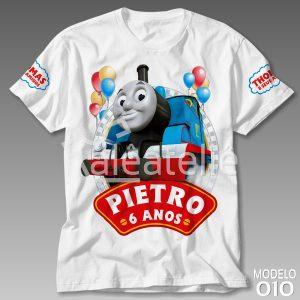 Camiseta Thomas Festa Aniversário