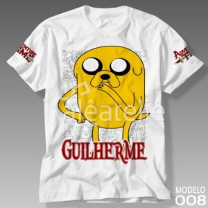 Camiseta Hora de Aventura 008