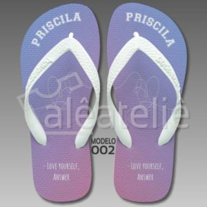 Chinelo BTS Love YourSelf