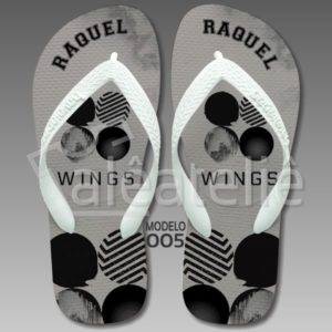 Chinelo BTS Wings